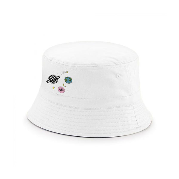 MARS GALAXY BUCKET HAT