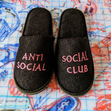 ASSC No Shoes Slippers