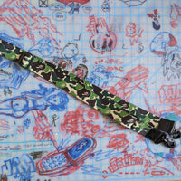 A Bathing Ape Bape ABC Shoulder Wide Strap
