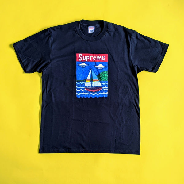 Supreme Sail Boats T-Shirt