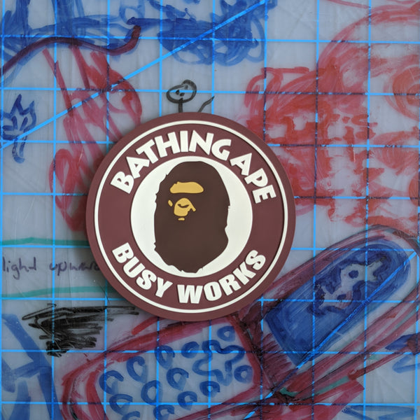 A Bathing Ape Busy Works Coasters