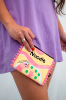 Lazy Oaf Shrimp Noodle Zip Purse