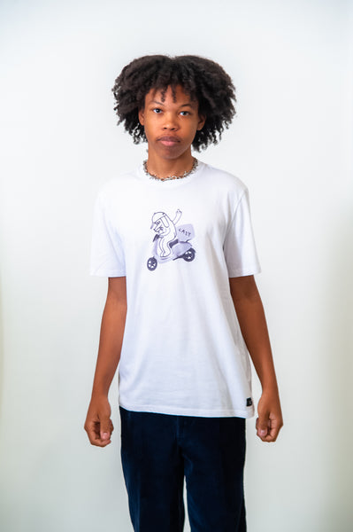 Lazy Oaf Moped Dog T-Shirt