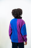 Lazy Oaf Color Block Fleece
