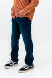 Wrangler Greensboro Brushed Denim Jean