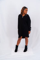 Lazy Oaf LO Zip Hoodie Dress