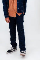 Wrangler Raw Edge Carpenter Jean