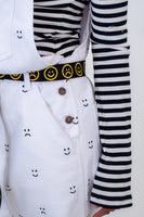 Lazy Oaf Happy Sad Overalls
