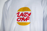 Lazy Oaf Lazy Burger Long Sleeve T-Shirt