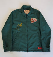 Pallet Life Story Custom Mechanic Jacket