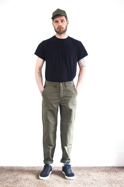 Roamers Weston Workwear Pant Olive