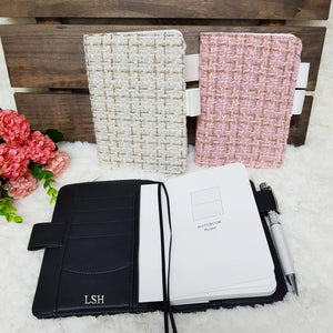 Personalised A6 Notebook - The Blossom Gift