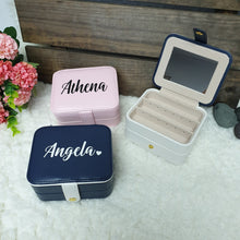Load image into Gallery viewer, Personalised Jewellery Box - The Blossom Gift