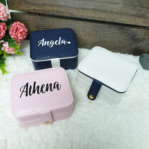 Personalised Jewellery Box - The Blossom Gift
