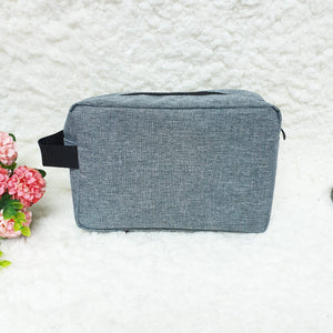 Personalised Waterproof Travel Pouch - The Blossom Gift