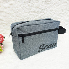 Load image into Gallery viewer, Personalised Waterproof Travel Pouch - The Blossom Gift