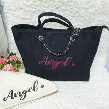 Load image into Gallery viewer, Personalised Chic Bag - The Blossom Gift