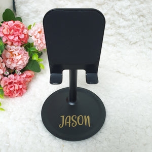 Personalised Phone Stand