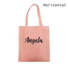 Load image into Gallery viewer, Personalised Tote Bag (3 colours)