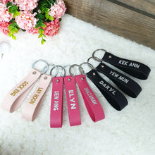 Load image into Gallery viewer, Personalised Keychain - The Blossom Gift