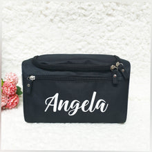 Load image into Gallery viewer, Personalised Toiletry Bag - The Blossom Gift