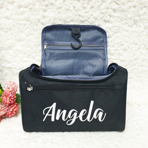 Personalised Toiletry Bag - The Blossom Gift