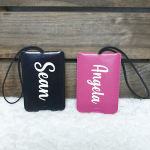 Personalised Luggage Tag - The Blossom Gift