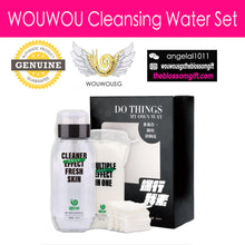 Load image into Gallery viewer, WOUWOU Cleansing Water Set - The Blossom Gift