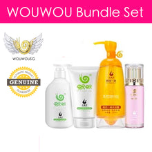 Load image into Gallery viewer, WOUWOU Bundle Set ( Best Selling) - The Blossom Gift
