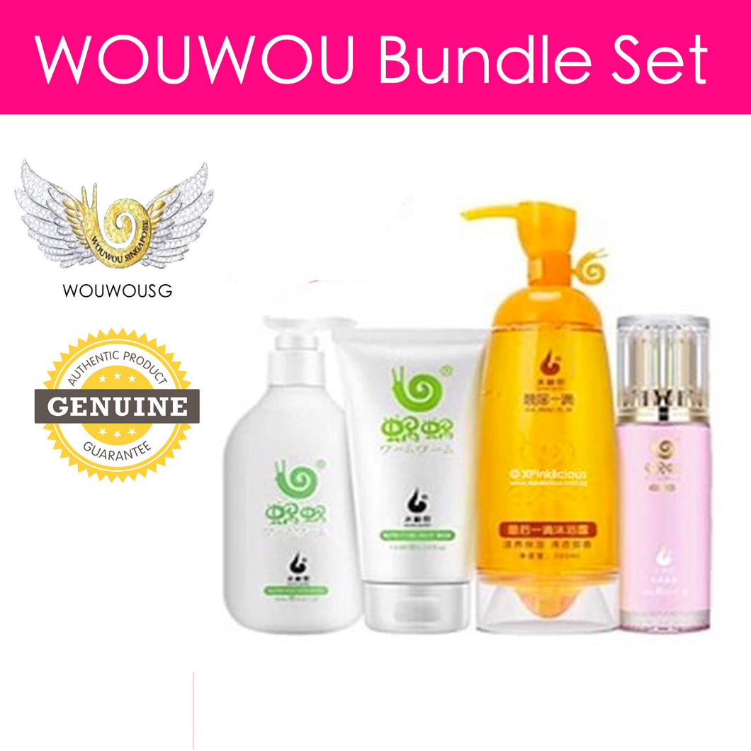 WOUWOU Bundle Set ( Best Selling) - The Blossom Gift
