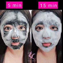 Load image into Gallery viewer, How to use Ellure Bubble Mask - The Blossom Gift