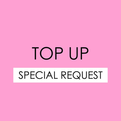 TOP UP - Special Request - The Blossom Gift