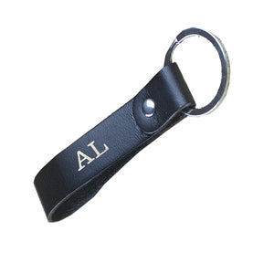 Classic Key Chain - Black - The Blossom Gift