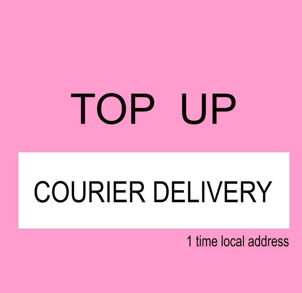 top up courier delivery
