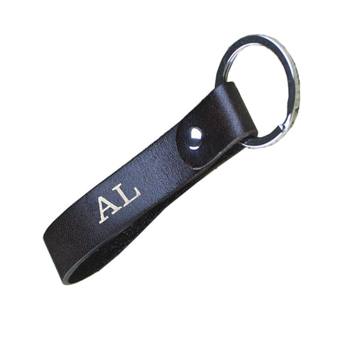 Classic Key Chain - Dark Brown - The Blossom Gift