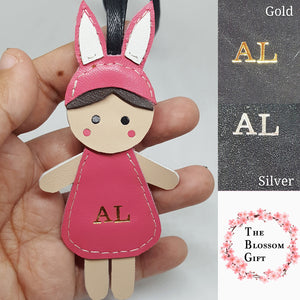 Joy Series | Bunny Bag Charm / Key Chain - The Blossom Gift