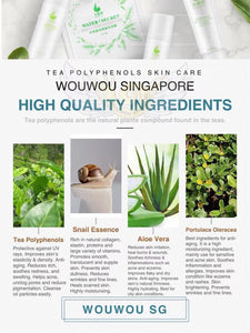Wouwou Tea Polyphenols skin care series - The Blossom Gift