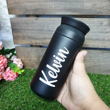 Load image into Gallery viewer, Personalised Travel Tumbler - The Blossom Gift