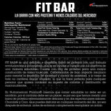 FIT BAR COCO 720G | Colombian Gymwear