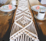 Modern Wedding Party Table Runners