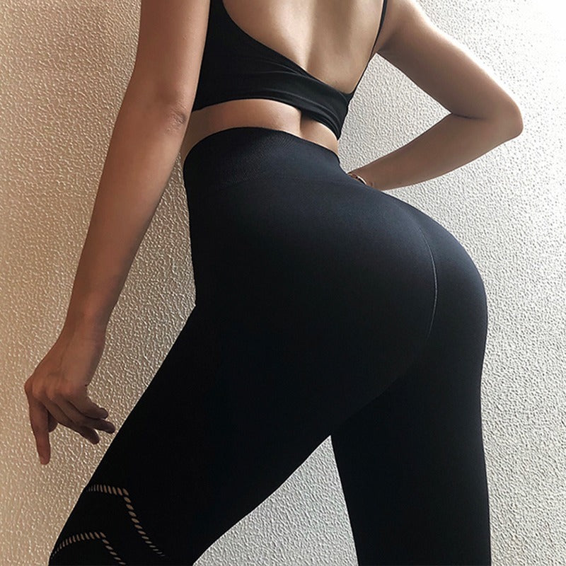 Sexy Push Up Train Energy Seamless Leggings