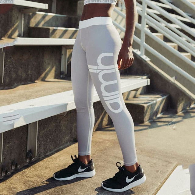 High Waist Tummy Control Tights Sport Pant