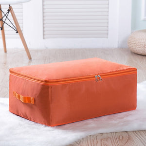 1Pcs Home Cloth Quilt Organizer Container Case Storage