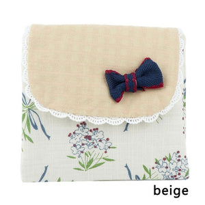 Cosmetic Pouch Case Sanitary Napkin Bag