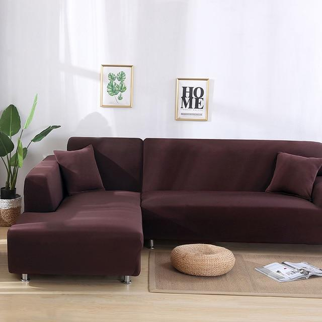 Corner Elastic Sofa Towel Slipcover Couch Cover