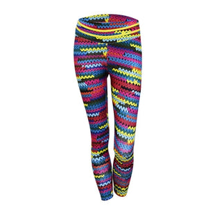 Fashion High Waist Push Up Legging