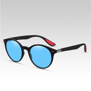 Retro Polarized Men Luxury Brand Sunglasses