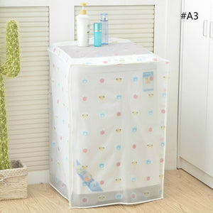 Sunscreen Dust Proof Cover Washing Machine Cover