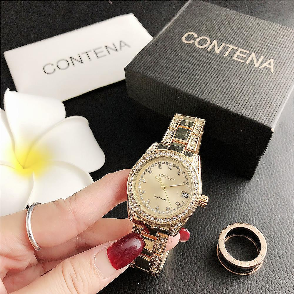 Alloy Watch Small Dial Women's Watch