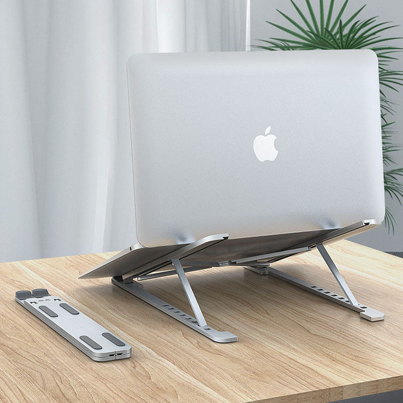 Style Adjustable Foldable  Aluminum Laptop Stand